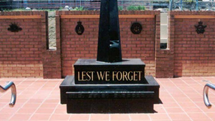 Bardwell Park RSL War Memorial