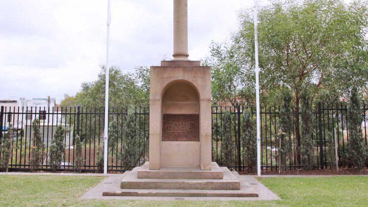 Lakemba War Memorial