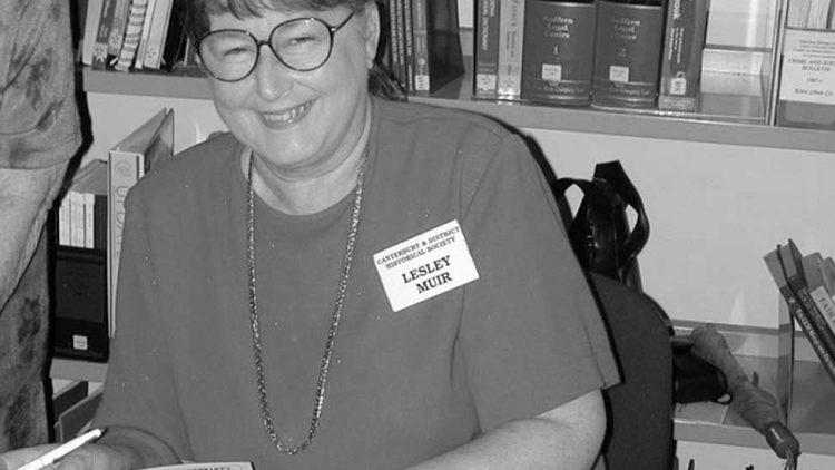 Lesley Muir