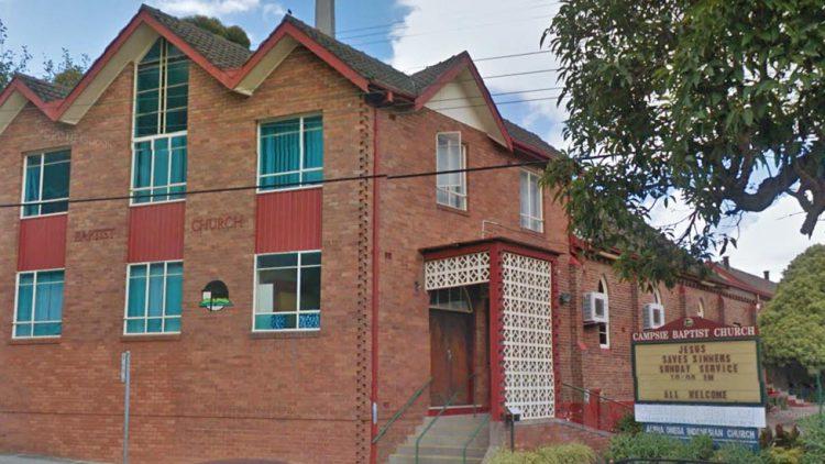 Campsie Baptist Church Roll of Honour